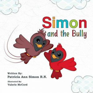 Simon and Bully book cover written by Patricia Simon