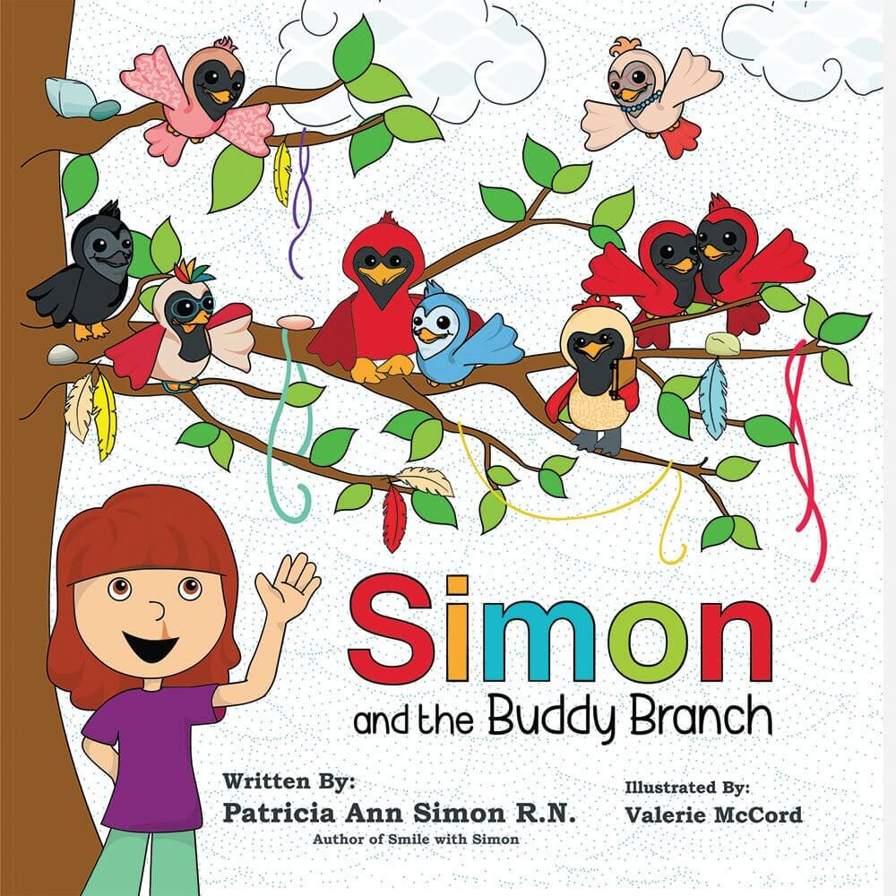 Simon and the Buddy Branch Craniofacial Differences book link