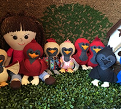 Meet Simon & Friends Craniofacial Differences Characters link